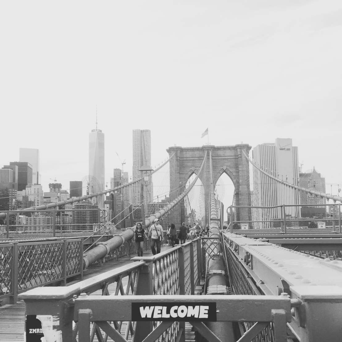 NYC, initial musings